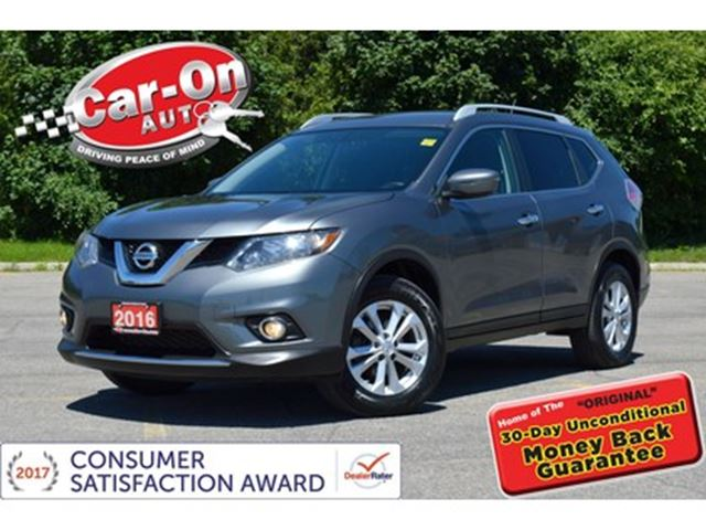 2016 NISSAN ROGUE SV SPECIAL EDITION AWD REAR CAM HTD SEATS LOADED in Ottawa, Ontario