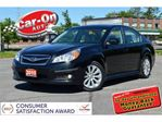 2010 Subaru Legacy Limited 3.6R LEATHER SUNROOF LOADED ONLY 51,000KM in Ottawa, Ontario