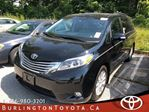2015 Toyota Sienna XLE in Burlington, Ontario