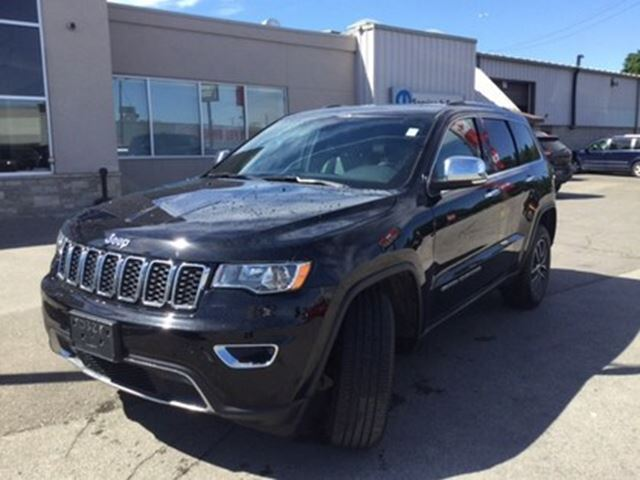 2017 Jeep Grand Cherokee Limited in Milton, Ontario