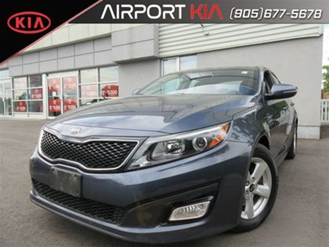 2015 KIA Optima LX / heated seats/ bluetooth / power package in Mississauga, Ontario