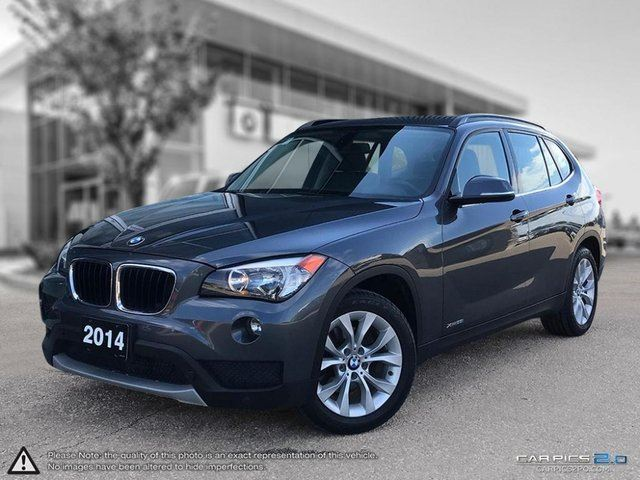 2014 BMW X1 XDrive28i Premium Package New Tires Grey