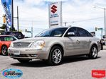 2006 Ford Five Hundred Limited AWD ~Heated Leather ~Power Moonroof in Barrie, Ontario