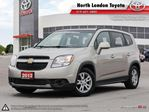 2012 Chevrolet Orlando 1LT One Owner, No Accidents in London, Ontario
