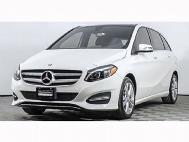 2016 MERCEDES-BENZ B-Class B250 in Mississauga, Ontario