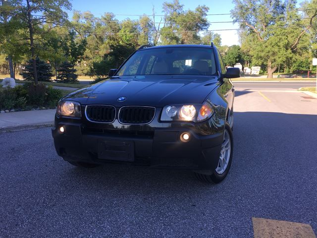 2005 BMW X3 2.5i in North York, Ontario