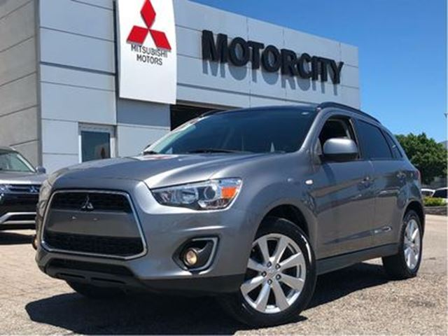 2014 MITSUBISHI RVR GT-4WD in Whitby, Ontario