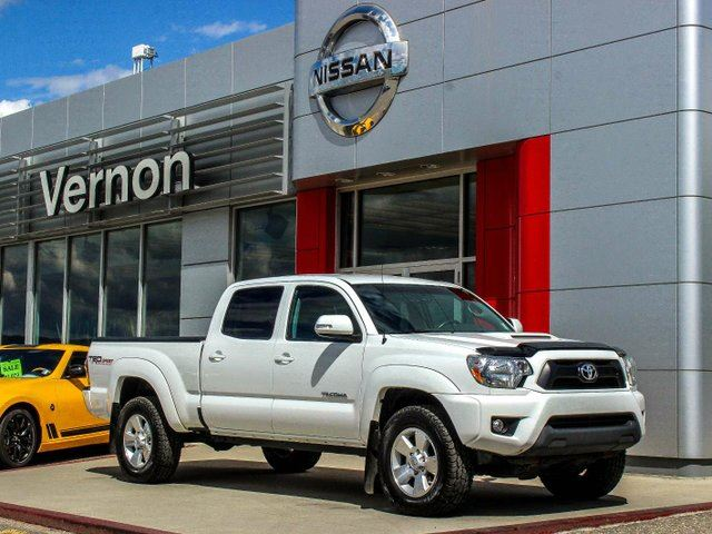 2015 TOYOTA Tacoma TRD Sport Double Cab in Vernon, British Columbia