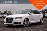 2011 Audi A3 2.0T Quattro Pano Sunroof Bluetooth Heated Front Seats Leather 17Alloy Rims in Bolton, Ontario