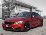 2015 BMW M4 M4 Coupe Premium, Exec. and Drive Assist in Winnipeg, Manitoba