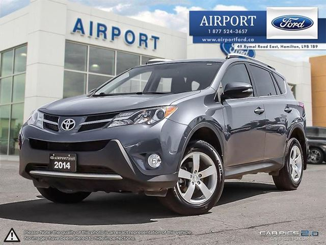 2014 TOYOTA RAV4 Limited AWD with only 63,313 kms in Hamilton, Ontario