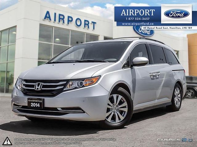 2014 HONDA Odyssey EXL FWD with only 86,871 kms in Hamilton, Ontario