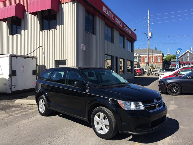 2015 Dodge Journey CVP PROXIMITY ENTRY/ PUSH BUTTON START/ ONE OWN in Brockville, Ontario