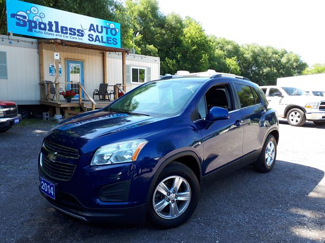 2014 CHEVROLET Trax LT in Whitby, Ontario