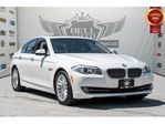 2013 BMW 5 Series xDrive 360 CAMERA NAVIGATION SUNROOF LEATHER in Toronto, Ontario