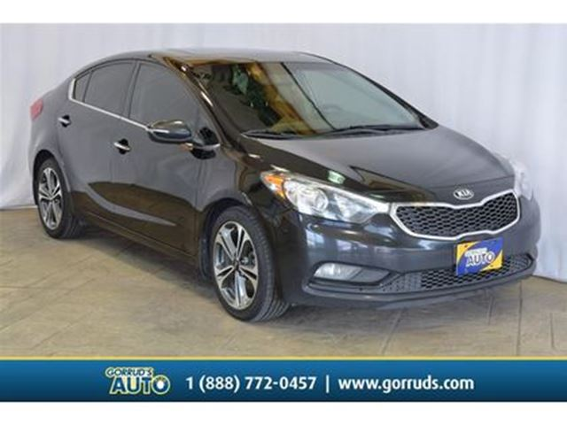 2015 KIA Forte EX/GDI/SUNROOF/HEATED SEATS/CAMERA in Milton, Ontario