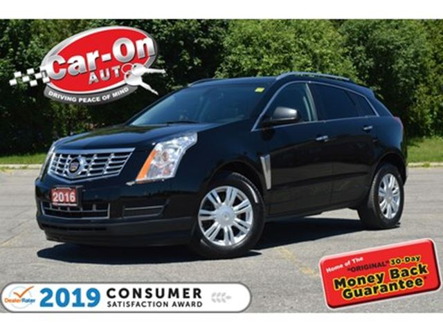 2016 CADILLAC SRX Luxury Collection LEATHER PANO ROOF REAR CAM in Ottawa, Ontario