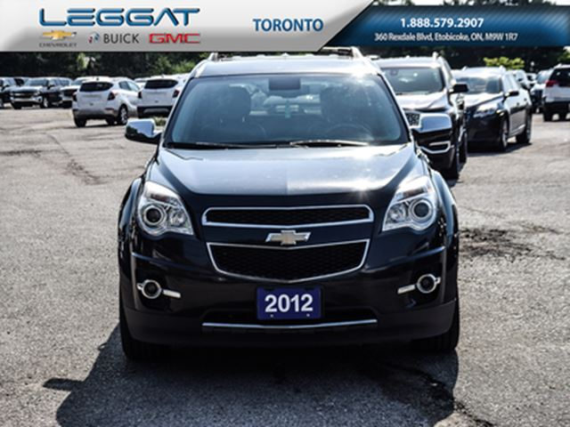 2012 Chevrolet Equinox LTZ - Bluetooth - Leather Seats