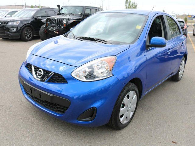 2016 NISSAN Micra SR, 1.6L I4, FWD, Hatchback, Fuel Efficient, One Owner, No Accidents in Edmonton, Alberta