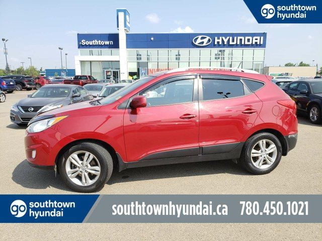 2011 HYUNDAI Tucson GLS/HEATED SEATS/BLUETOOTH/POWER OPTIONS in Edmonton, Alberta