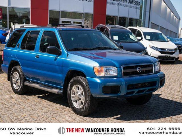 2003 NISSAN Pathfinder Chilkoot Edition at in Vancouver, British Columbia
