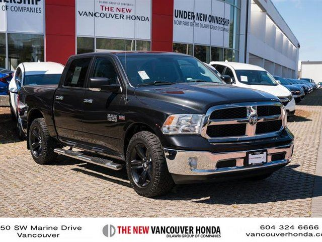 2016 DODGE RAM 1500 SLT (140.5 WB - 5.7 Box) in Vancouver, British Columbia