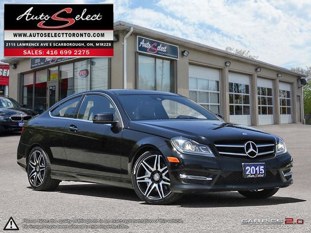 2015 MERCEDES-BENZ C-Class 4Matic C350 AWD ONLY 90K! **AMG SPORTS PKG** TECHNOLOGY P in Scarborough, Ontario