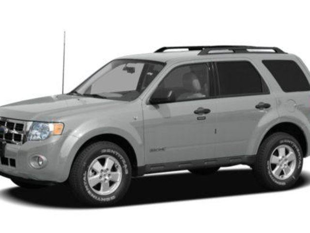 2008 FORD Escape XLT in Richmond, British Columbia