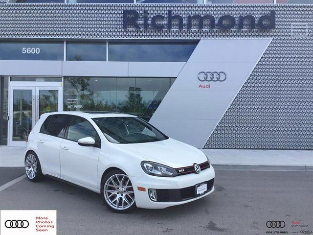 2010 VOLKSWAGEN Golf GTI 5-Door in Richmond, British Columbia