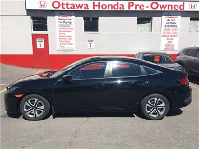 2017 HONDA Civic LX in Ottawa, Ontario