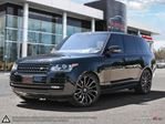 2017 Land Rover Range Rover 5.0L V8 Supercharged in Mississauga, Ontario
