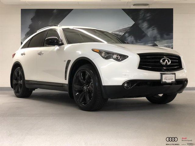 2015 INFINITI QX70 Sport in Richmond, British Columbia