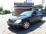 2000 Mercedes-Benz S-Class S500 in Scarborough, Ontario