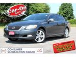 2011 Lexus GS 350 AWD LEATHER NAV SUNROOF REAR CAM HTD/COOLED SEATS in Ottawa, Ontario
