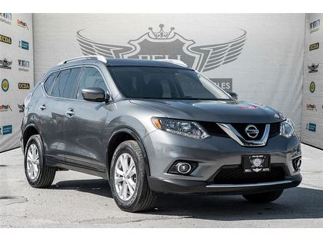 2016 NISSAN Rogue SV AWD BLUETOOTH BACK UP CAMERA in Toronto, Ontario