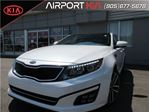 2014 Kia Optima SX Turbo fully loaded with remote starter in Mississauga, Ontario