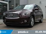 2015 Infiniti QX60 PREMIUM DRIVER ASSIST PACKAGE NEW TIRES FULL LOAD in Edmonton, Alberta