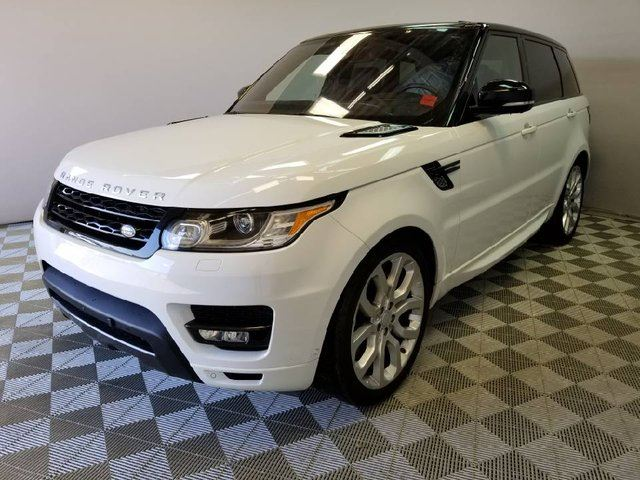 2016 Land Rover Range Rover Sport V8 Supercharged Dynamic 4 Yr