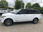 2015 Land Rover Range Rover SC Autobiography *LOCAL ONE OWNER* DVD! in Winnipeg, Manitoba