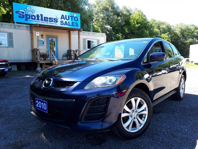 2010 MAZDA CX-7 GS in Whitby, Ontario