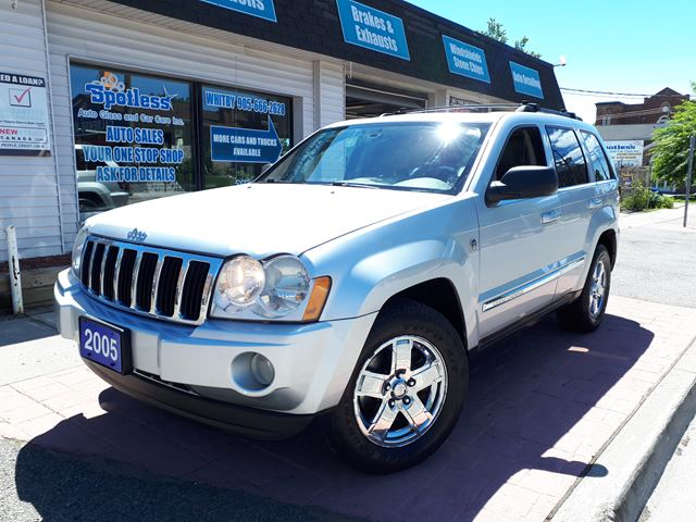 2005 JEEP Grand Cherokee Limited in Whitby, Ontario