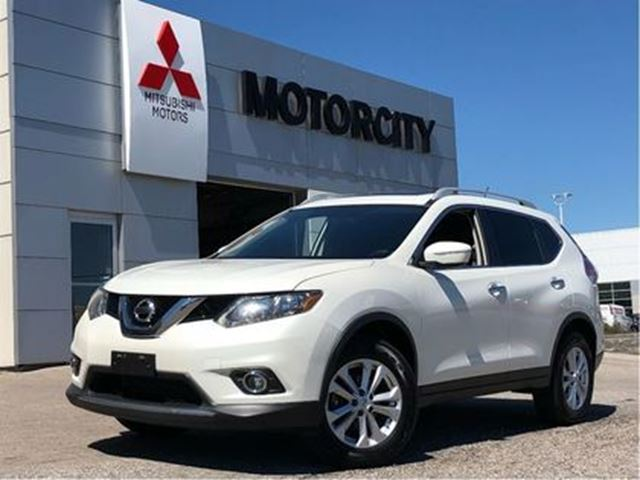 2015 NISSAN Rogue SV in Whitby, Ontario