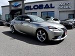 2015 Lexus IS 350 AWD EXECUTIVE PKG. ONLY 26 K  LEATHER NAVIGATION in Ottawa, Ontario