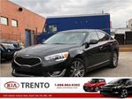 2016 Kia Cadenza Premium Navigation Leather Panoramic roof Low KM in North York, Ontario