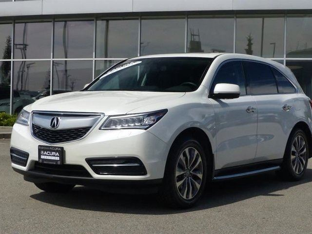 2014 Acura MDX Technology Package in North Vancouver, British Columbia