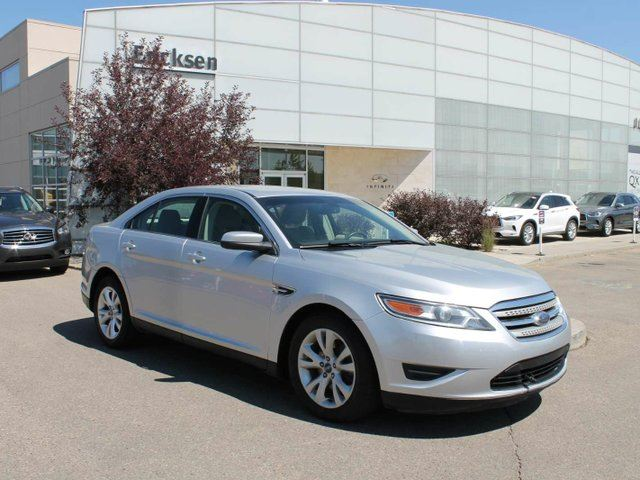 2010 FORD Taurus SEL/ACCIDENT FREE/HEATED SEATS in Edmonton, Alberta