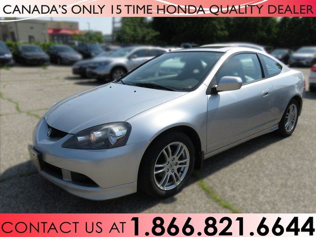 Acura RSX PREMIUM LOW PRICE NO ACCIDENTS Silver STERLING - Acura rsx wheels