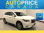 2014 Infiniti QX60 Base 7PASS|NAVIGATION|LEATHER in Mississauga, Ontario