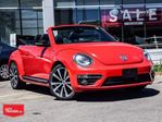 2015 Volkswagen New Beetle  2.0 TSI Sportline RLine Nab Leather in Thornhill, Ontario