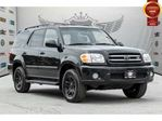 2003 Toyota Sequoia SUNROOF~LEATHER~POWER LOCKS~HEATED SEATS in Toronto, Ontario